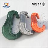 La venta caliente forjó el gancho de leva de alta resistencia de acero del estilo de /Plate Hook/C del gancho de leva