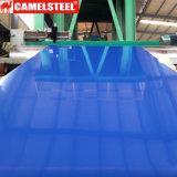 Baumaterial-Rohstoff-PET angestrichener Zink beschichteter galvanisierter Stahlring