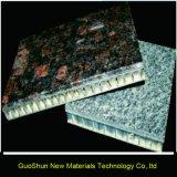 El panel de aluminio del panal del material de construcción con pintado