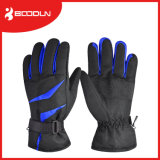Guantes Heated del esquí del cuero del Snowmobile de Customed del invierno para los Mens