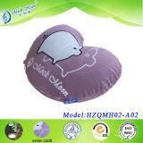Almohadilla en forma de corazón del látex del abrazo (HZQMH02-A02)