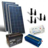 Het Systeem van de ZonneMacht van de hoge Efficiency 300W voor het Gebruik van het Huis