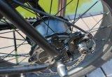 リチウム電池が付いている20インチの電気折るバイク