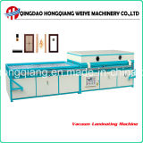 Machine feuilletante de laminage de machine de vide de travail du bois de Xy2500-a