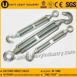 Tipo comercial de acero torniquete del hierro maleable de la cuerda de alambre
