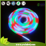 세륨을%s 가진 16* 26mm 24V Blue LED Neon Rope, RoHS, FCC Aproval