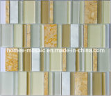 Nouvelles tuiles de mur de mosaïque en verre de modèle (YS06)
