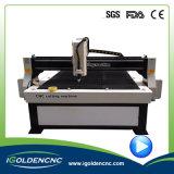 China 1325 1530 máquina de corte del plasma del CNC del bajo costo