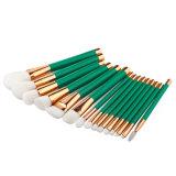 Зеленые комплекты щетки состава ручки с меткой частного назначения