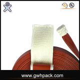 Nastro termoresistente di calore della vetroresina della gomma di silicone E