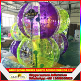 bola de parachoques de la carrocería inflable del diámetro del 1.2m/1.5m/1.7m, bola de parachoques de la burbuja