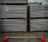 Дешевым гальванизированная ценой временно панель загородки