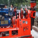 Petite plate-forme de forage montée sur véhicule de puits d'eau de forage