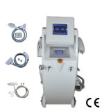 3500W Shr + IPL + Elight + macchina di rimozione del tatuaggio del laser del ND + di rf YAG (Elight03)
