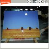 L'impression de Silkscreen de peinture de la qualité 4-19mm Digitals/gravure à l'eau forte acide/se sont givrés/plat de configuration/ont déplié la glace Tempered pour le dessus de Tableau avec SGCC/Ce&CCC&ISO