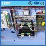 Автомат для резки лазера CNC кожи цены по прейскуранту завода-изготовителя 100kw резиновый пластичный