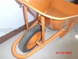 Angestrichener Tellersegment-fester Reifen-Rad-Eber