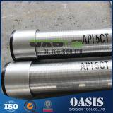 L'alta qualità AISI304 scaturisce tubo dell'intelaiatura del vaglio filtrante/schermi spostati collegare del Johnson