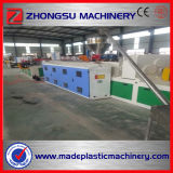 Máquina expulsando da folha da placa da espuma do PVC WPC