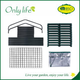 Onlylife 4 층 PVC Foldable 경제적인 소형 온실