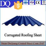 高品質の建築材料の波形を付けられたPrepainted鋼鉄屋根瓦の卸し売り