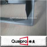 Panneau d'acce2s à flasque en métal AP7040