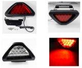 Lumière de frein arrière rouge de véhicule du type F1 universel