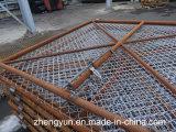 يجعل في الصين أنابيب مستديرة يلحم [وير مش] سياج [غردن غت] ممشى باب