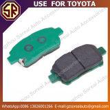 튼튼한 차는 Toyota를 위한 브레이크 패드 04465-13050 사용을 분해한다