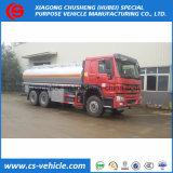 De Vrachtwagen van de Levering van de Stookolie van Sinotruk 6*4