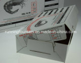 Forzenのシーフードのための米国クラフトのボール紙の紙箱