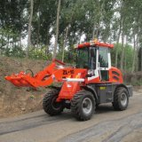 Multification Wheel Loader 1.2tons with Pallet Fork