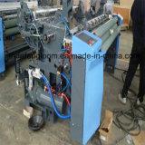 Telar de potencia de la máquina del jet del aire de la tela del dril de algodón que teje con el vertimiento de la leva