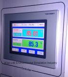 Câmara do teste da umidade da temperatura com material SUS304 e o compressor interiores de Tecumseh