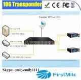 CWDM/DWDM를 위한 10g Oeo 변환기 또는 Transponder/3r 트랜스폰더
