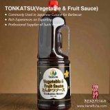 Salsa de condimento japonesa de la salsa de Tassya Tonkatsu