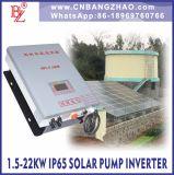 Motor de la bomba de la CA 5HP Inversor de MPPT Integre la impulsión de la frecuencia