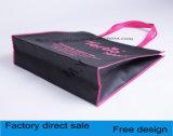 Nichtgewebte Einkaufstasche, einfarbiger Drucken-Vliesstoff-Beutel