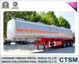 Трейлер топливозаправщика газолина стали углерода (топлива) (Semi трейлер)