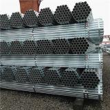 Труба ASTM A53 BS1387 En39 стандартная гальванизированная стальная для сбывания