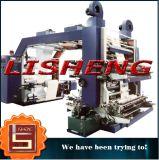 <Lisheng> Machine de Van uitstekende kwaliteit van de Druk Flexo van de Hoge snelheid voor Plastic Niet-geweven Film, Document