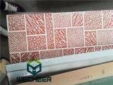 Панель сандвича изоляции жары пены украшения Panel/PU металла для плакирования стены