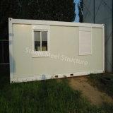 De PrefabSlaapzaal van het Comité van de Sandwich van de Structuur van het staal van het Huis van de Container