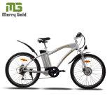 Electric bon marché Mountain Bike avec Grey Frame