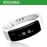Horloge van de Armband van de Sport van Bluetooth van de Pedometer van de calorie het Slimme