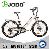 26インチ都市/Electric Bike隠された電池Jb-Tdf15zを持つ女性