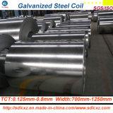 Gi-Galvanisierter Stahl Z150g galvanisierte Stahlring-PPGI galvanisiertes Stahlblech