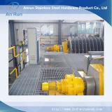 Maglia ampliata del metallo offerta dalla fabbricazione del cinese