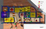 إبتهاج تسوية أطفال ملعب ليّنة ملعب داخليّ