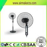 16 Zoll 220V Wechselstrom-Standplatz-Ventilator-Solarventilator-mit SAA/Ce/Reach